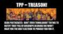 TPP = TREASON